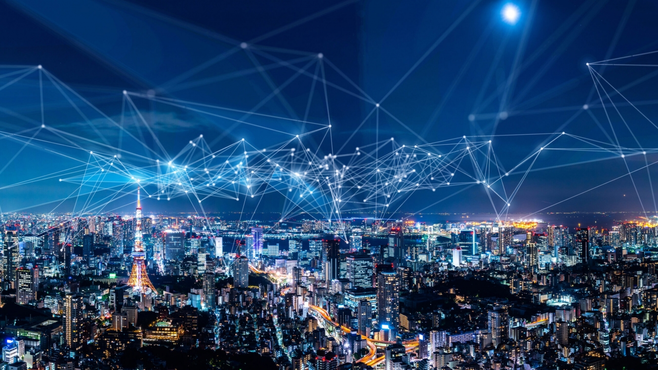 Smart-city- Internet of things - iot